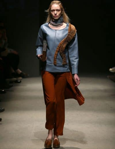 Bashaques - Runway - Mercedes Benz Fashion Week Istanbul Fall/Winter 2015